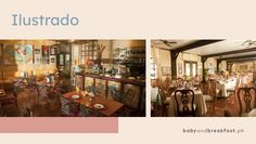 Restaurant Offers, Seafood Restaurant, Traditional Spanish Dishes, Function Room, Filipino Dishes, Party Venues, Cozy Room, Al Fresco Dining, Old World Charm