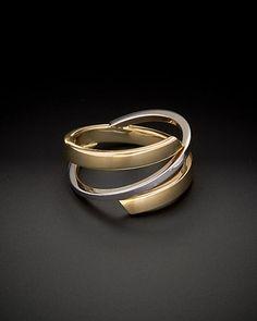 Rue La La — Swarovski Crystal Plated Ring