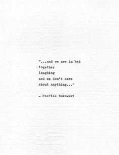 Charles Bukowski Poems Pdf