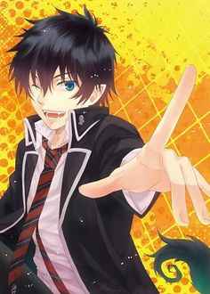 Blue Exorcist ~~ Cheerful Rin