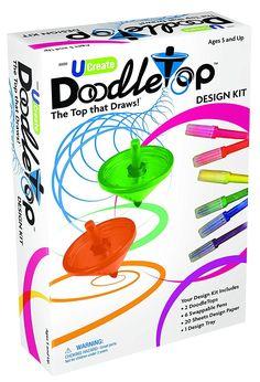 Doodle Top Design Kit https://www.greenanttoysonline.com.au/doodle-top-design-kit