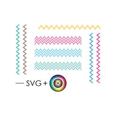 SVG zig zag, clipart, template, prints, vector graphics, chevron, geometry, printable craft supplies, illustrations, commercial use