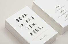 Sophia Kahlenberg on Behance