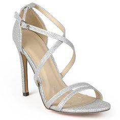 Journee Collection Golden Women's Ankle Strap High Heels