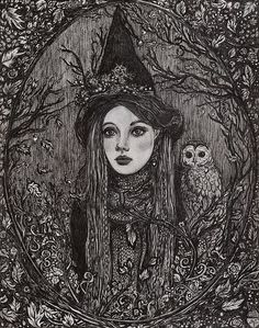 Forest Friend - Lady Viktoria