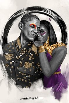 Canvas Wall Art by Chuck Styles Black Couple Art, Black Love Art, Black Girl Art, Art Girl, Black Art Painting, Black Artwork, African American Artwork, African Artwork, Black Art Pictures
