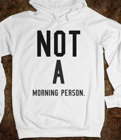 Seriously so perfect. I need this sweatshirt!