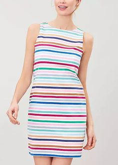 Joules Riva Dress Dresses For Less, Casual Dresses, Fashion Dresses, Joules Dresses, Cotton Dresses, How To Make, How To Wear, Sunny Days, Flip Flops