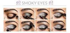make up eyes tutorial - Buscar con Google