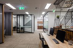 Launch Recruitment Offices - Sydney - Office Snapshots