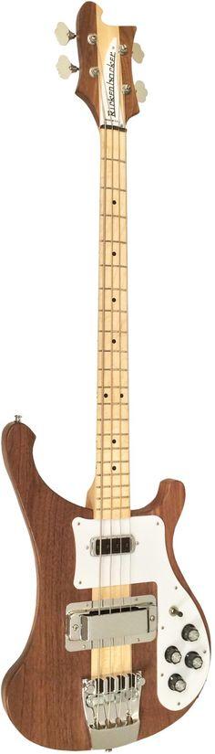 Rickenbacker 4003S Walnut Bass Guitar
