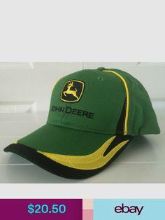 John Deere Hats  ebay  Clothing 7183fbc4e5a