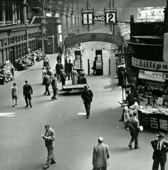 Central Station, Glasgow. (1955)