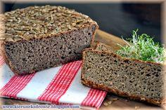 kierunek zdrowie: Chleb żytni na zakwasie - zaczyn 3-stopniowy