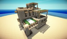 desert house minecraft - Google Search