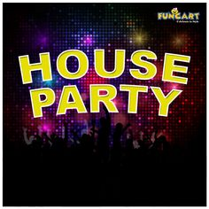 Every Thursday Do House party www.funcart.in #Funcart #Thursday #Paty #HouseParty