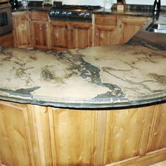 Concrete Countertop Images | Copyright © 2009u20132014 Bowman Concrete, Inc.