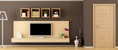 Built In Tv Cabinets Melbourne Built In Tv Cabinet, Armoire Tv, Tv Cabinets, Tv Unit, Home Renovation, Basin, Sideboard, Craftsman, Modern