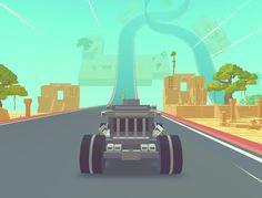 The journey awaits! Monster Trucks, Journey, Racing, 3d, Running, Auto Racing, The Journey