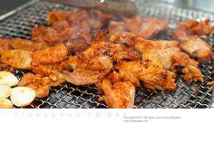 춘천맛집 원조 숯불 닭불고기집 적당히 매운닭 맛이 괜찮았던 숯불닭갈비