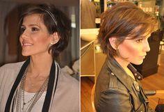 deborah secco cabelo curto atras - Pesquisa Google