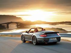Driving Into The Sunset - Porsche Wallpaper ID 1083038 - Desktop Nexus Cars