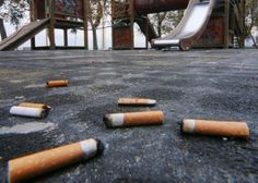 Buttate ancora i mozziconi per terra? * SmokeStyle http://www.smokestyle.org/notizie/buttate-ancora-mozziconi-terra/