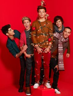 All One Direction Wants for Christmas all i want for Christmas is 1D   Parade.com