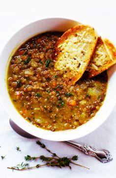 Lentil Soup #howto #tutorial