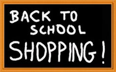 It's never too soon to start thinking about back to school shopping. In fact, you can often save by shopping completely out of season. Oftentimes, shopping doesn't even involve leaving your home, as online discounts are plentiful and recycling what you already have is an option, too.