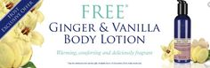 Help yourself to a Free Full Size, Ginger & Vanilla Body Lotion with parties (virtual parties included) message me or go to uk.nyrorganic.com/shop/sarah_hannant for more information