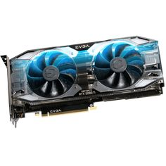 NVIDIA EVGA GeForce RTX 2080 Ti XC ULTRA GAMING 11GB 11G 352bit GDDR6 Video Card What's New Today, Geek Squad, Gaming, Black Edition, Tag Design, Video Card, Cool Things To Buy, Stuff To Buy, Fans