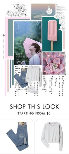 """""""Love Yourself - Jimin"""" by jina-7 on Polyvore featuring Cheap Monday, Acne Studios and Puma"""