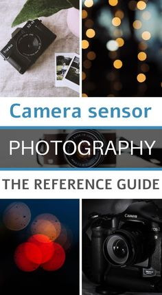 In this article a bit more technical than usual, we talk about camera sensors and explain to you how they influence your pictures, how to choose them and what sensor size to choose? Camera Sensor Size, Camera Lens, Canon Eos, Technique Photo, Photo Voyage, Lightroom Tutorial, Color Lenses, Camera Hacks, Blog Voyage