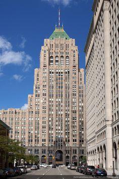 Fisher Building - Photos — Historic Detroit