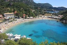 **Paleokastritsa Beach- Corfu, Greece