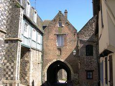 Porte de Nevers à St Valery Sur Somme