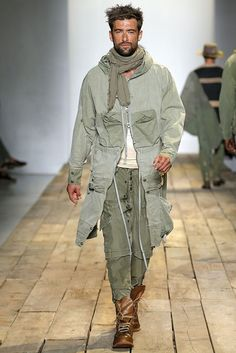 Greg Lauren Spring Summer 2016