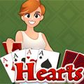 Hearts - http://www.allgamesfree.com/hearts/  -------------------------------------------------  After looking at his or her hand, each player chooses three cards and passes them face down to another player. All players must pass their own cards before looking at the cards received from an opponent. The passing rotation is: 1. to the player on your left, 2 to the player on your right, 3 to...  -------------------------------------------------  #BoardGames, #MobileGames