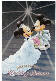 I can see me and James having a Disney Wedding like this! <3 ;)