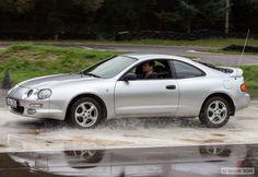 Toyota Celica Japanese Cars, Toyota Celica, Motor Car, Sport Cars, Sports, Car, Automobile