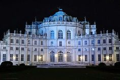 Stupinigi - Torino Daily Photo Big Mansions, Piedmont Italy, Vevey, Italian Baroque, Like A Local, Daily Photo, Wonderful Places, Villa, City