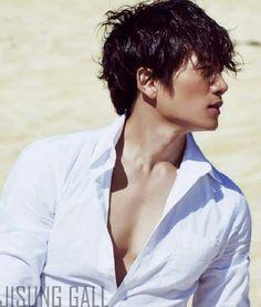 Lee Bo Young, Handsome Asian Men, Hot Asian Men, Asian Actors, Korean Actors, Hot Actors, Actors & Actresses, Kill Me Heal Me, Ji Song
