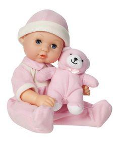 Lovable Baby Doll #zulily #zulilyfinds