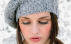 Louisa Harding Beret and Bobble Hat, on LoveKnitting. Free knitting pattern!!