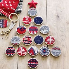 Adorable Christmas Sweater Crafts (redefining The Ugly Sweater Party)