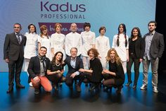 Find out more about gorgeous hair & trendy looks for the Spring/Summer season 2015 with Kadus Professional in Spain! #event #SS15 #hairstylist