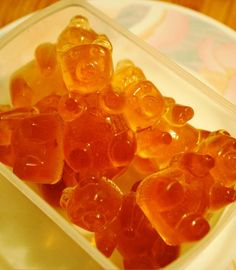Culinary Adventures with Camilla: Quince Gummy Bears Slovak Recipes, Czech Recipes, Low Carb Desserts, Low Carb Recipes, Snack Recipes, Healthy Recipes, Low Carb Lunch, Low Carb Breakfast, Low Carb Brasil