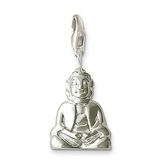 See related links to what you are looking for. Charm Jewelry, Jewelry Sets, Jewelry Making, Thomas Sabo, Buddha Jewelry, Locket Charms, Lockets, Fitness Bracelet, Silver Color