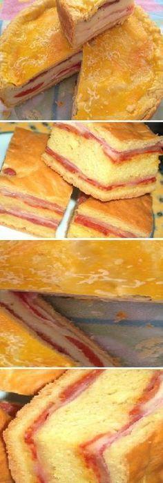 Torta de fiambre con masa licuada #fiambre #masa #licuada #receta #recipe #casero #torta #tartas #pastel #nestlecocina #bizcocho #bizcochuelo #tasty #cocina #chocolate #pan #panes Si te gusta dinos HOLA y dale a Me Gusta MIREN …
